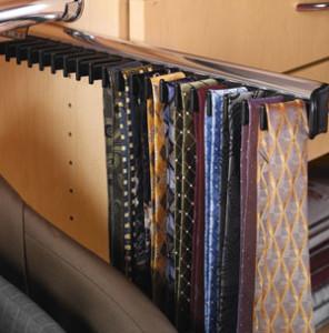 J Holmes Bedrooms - tie rack